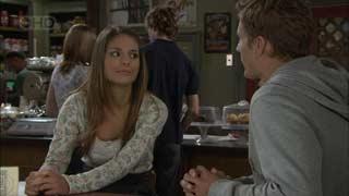 Rachel Kinski, Dan Fitzgerald in Neighbours Episode 5495