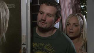 Toadie Rebecchi, Nicola West in Neighbours Episode 5495