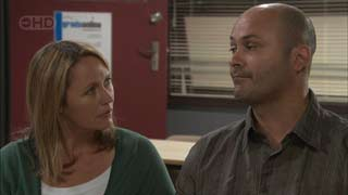 Miranda Parker, Steve Parker in Neighbours Episode 5496