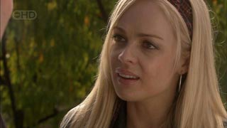Nicola West in Neighbours Episode 5497
