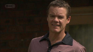 Paul Robinson in Neighbours Episode 5501