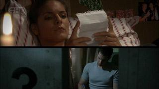 Rachel Kinski, Angus Henderson in Neighbours Episode 5502