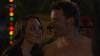 Libby Kennedy, Lucas Fitzgerald in Neighbours Episode 5502