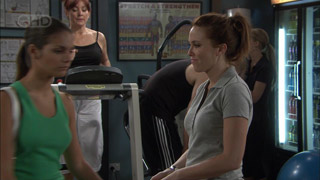 Rachel Kinski, Libby Kennedy in Neighbours Episode 5503