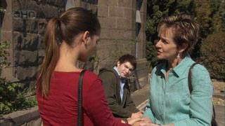 Rachel Kinski, Declan Napier, Susan Kennedy in Neighbours Episode 5505