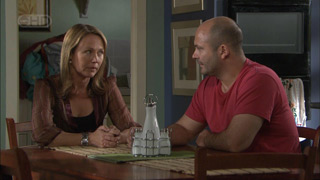Miranda Parker, Steve Parker in Neighbours Episode 5506