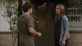 Declan Napier, Miranda Parker in Neighbours Episode 5508