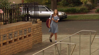 Rachel Kinski in Neighbours Episode 5511