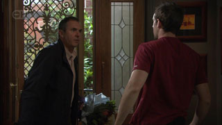 Karl Kennedy, Angus Henderson in Neighbours Episode 5511