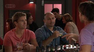 Dan Fitzgerald, Steve Parker, Ty Harper in Neighbours Episode 5512