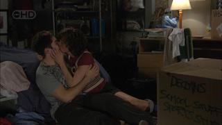 Declan Napier, Bridget Parker in Neighbours Episode 5512