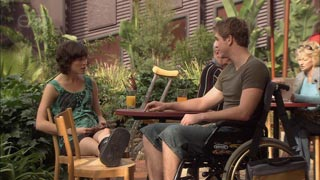 Bridget Parker, Josh Taylor in Neighbours Episode 5513