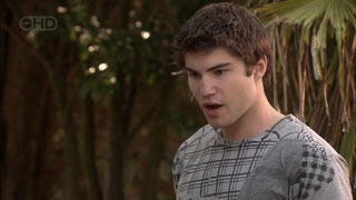 Declan Napier in Neighbours Episode 5513