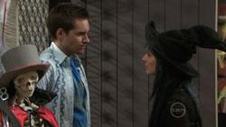 Angus Henderson, Rachel Kinski in Neighbours Episode 5514
