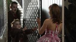 Toadie Rebecchi, Callum Jones, Rebecca Napier in Neighbours Episode 5514