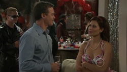 Paul Robinson, Rebecca Napier in Neighbours Episode 5515