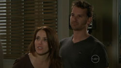 Libby Kennedy, Lucas Fitzgerald in Neighbours Episode 5515
