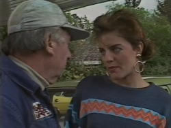 Rob Lewis, Gail Robinson in Neighbours Episode 0513