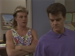 Scott Robinson, Paul Robinson in Neighbours Episode 0637