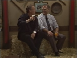Jim Robinson, Harold Bishop in Neighbours Episode 0637