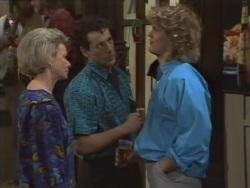 Helen Daniels, Tony Romeo, Henry Ramsay in Neighbours Episode 0637