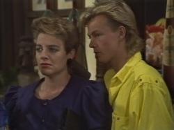 Gail Robinson, Scott Robinson in Neighbours Episode 0637