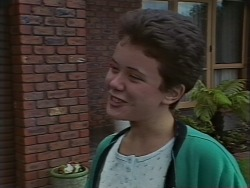 Lucy Robinson in Neighbours Episode 0668