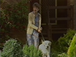 Nell Mangel, Bouncer in Neighbours Episode 0668