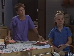 Todd Landers, Katie Landers in Neighbours Episode 0690