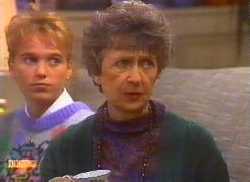 Bronwyn Davies, Nell Mangel in Neighbours Episode 0766