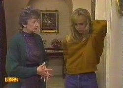 Nell Mangel, Jane Harris in Neighbours Episode 0767