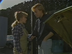 Charlene Mitchell, Scott Robinson in Neighbours Episode 0772