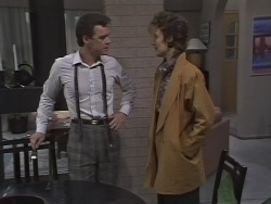 Paul Robinson, Gail Robinson in Neighbours Episode 0820