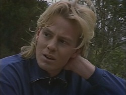 Scott Robinson in Neighbours Episode 0820