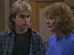 Nick Page, Madge Bishop in Neighbours Episode 0855