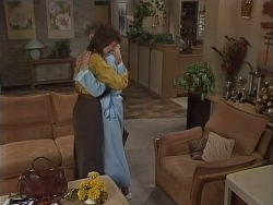 Beverly Robinson, Madge Bishop in Neighbours Episode 0855
