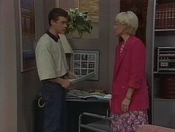 Paul Robinson, Rosemary Daniels in Neighbours Episode 0891