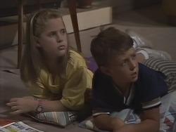 Katie Landers, Toby Mangel in Neighbours Episode 0925