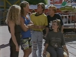 Jane Harris, Henry Ramsay, Mike Young, Scott Robinson, Jenny Owens in Neighbours Episode 0925