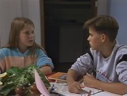 Katie Landers, Todd Landers in Neighbours Episode 0962