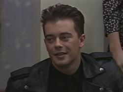 Matt Robinson in Neighbours Episode 1000