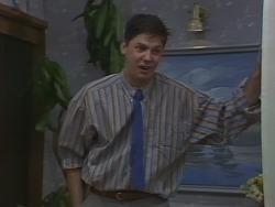 Joe Mangel in Neighbours Episode 1000
