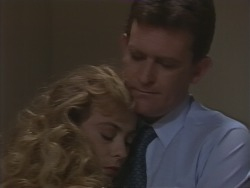 Jane Harris, Des Clarke in Neighbours Episode 1000