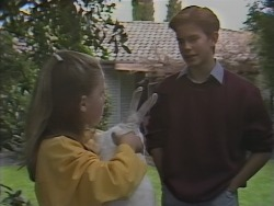 Katie Landers, Todd Landers in Neighbours Episode 1041