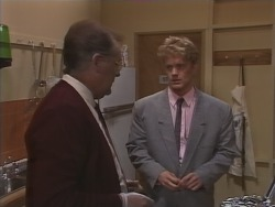 Harold Bishop, Henry Ramsay in Neighbours Episode 1041