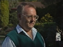 Harold Bishop in Neighbours Episode 1076