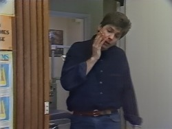 Joe Mangel in Neighbours Episode 1076