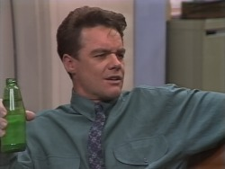 Paul Robinson in Neighbours Episode 1147