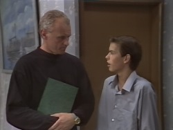 Jim Robinson, Todd Landers in Neighbours Episode 1147
