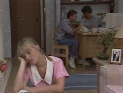 Melissa Jarrett, Todd Landers, Josh Anderson in Neighbours Episode 1147